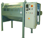 horizontal finishing systems