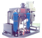 fluid recycling systems